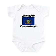Bristol Pennsylvania Infant Bodysuit