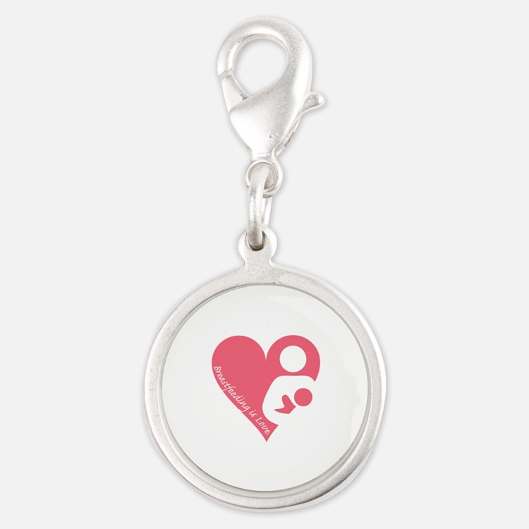 Breastfeeding is Love Charms