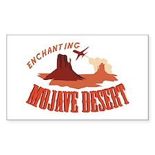 Mojave Desert Decal