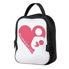 Breastfeeding is Love Neoprene Lunch Bag