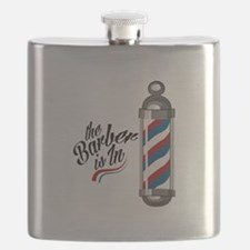 Barber Is In Flask