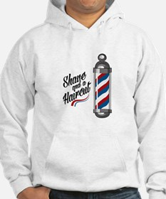 Shave & Haircut Hoodie