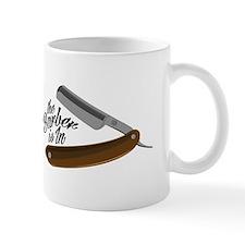 Barber Razor Mugs