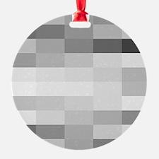 shades of gray Ornament