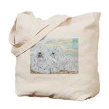 Komondors Tote Bag