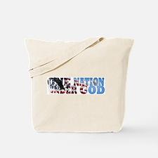 One-Nation-Under-God_bumpersticker.jpg Tote Bag