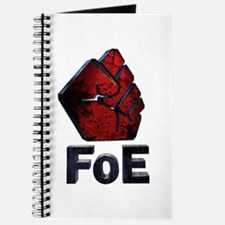 New FoE Logo (Distressed) Journal