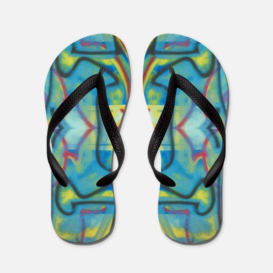 Abstract Reflection Flip Flops