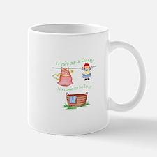 FRESH AS A DAISY Mugs