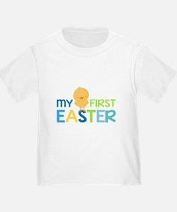 My First Easter Chick Boys T-Shirt