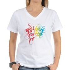 Glee Splatter Shirt