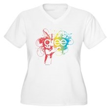 Glee Splatter T-Shirt