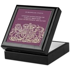 Funny Citizenship Keepsake Box