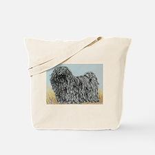 Black Puli (summer) Tote Bag