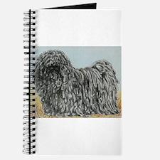 Black Puli (summer) Journal