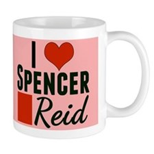 Pink Spencer Mug Mugs