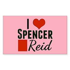 I Heart Spencer Bumper Stickers