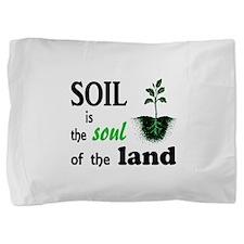 Soul of the Land Pillow Sham