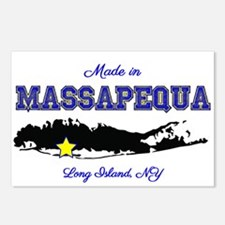 Made in Massapequa Postcards (Package of 8)