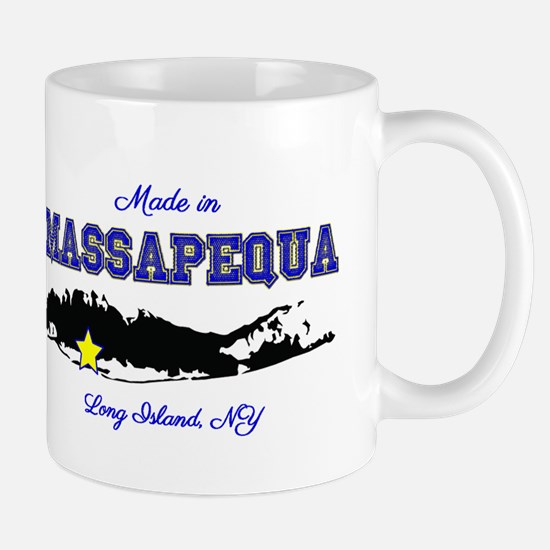 Made in Massapequa Mugs