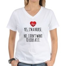 Yes I'm a Nurse T-Shirt