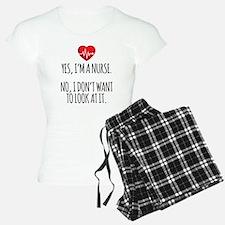 Yes I'm a Nurse Pajamas