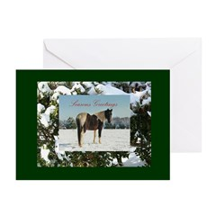Seasons Greetings Greeting Cards (Pk of 10)