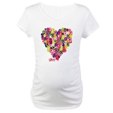 Glee Heart Shirt