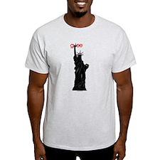 Statue of Libert-Glee T-Shirt