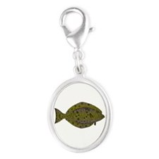 Pacific Halibut Charms