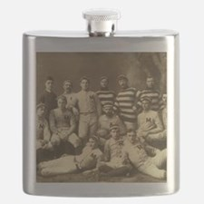 Michigan Wolverines 1888 Flask