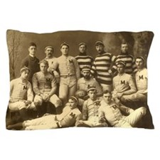Michigan Wolverines 1888 Pillow Case