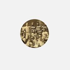 Michigan Wolverines 1888 Mini Button