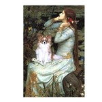 Ophelia & Papillon Postcards (Package of 8)