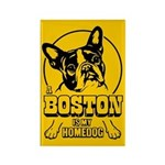 A Boston is My Homedog - Magnet