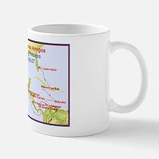 Island Princess- Canal Cruise Amigos- Small Small Mug