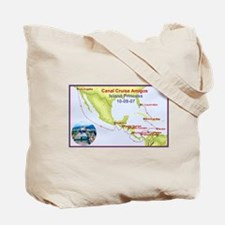 Island Princess- Canal Cruise Amigos- Tote Bag