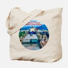Island Princess- Canal Cruise Amigos- Tote Bag