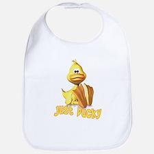 Just Ducky Bib