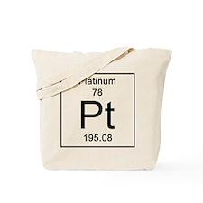 78. Platinum Tote Bag