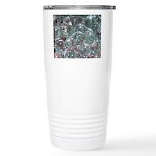 Funny Clear glass Travel Mug