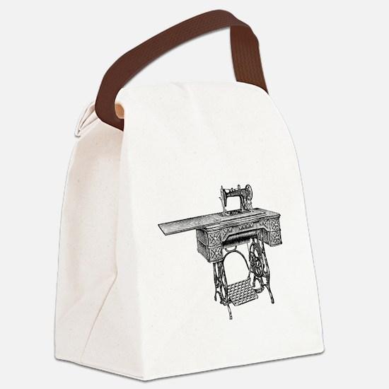 Cute Fashion Canvas Lunch Bag