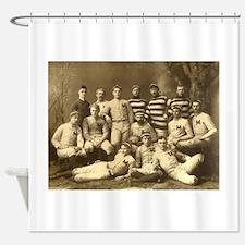 Michigan Wolverines 1888 Shower Curtain