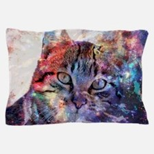 SpaceCat Pillow Case
