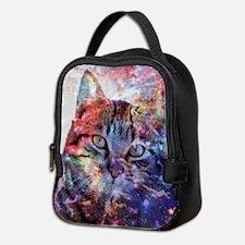 SpaceCat Neoprene Lunch Bag