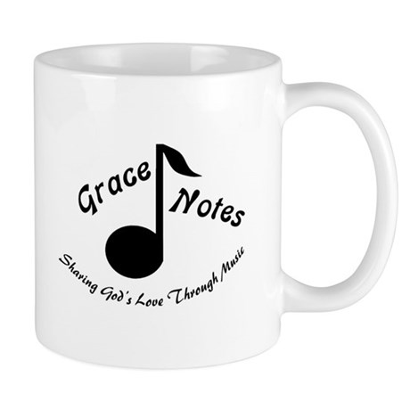 Grace Notes Coffee Mug