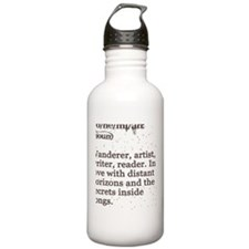 Biscuit Sister Water Bottle