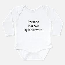 Cute 911 Long Sleeve Infant Bodysuit
