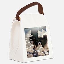Alaskan Malamute Canvas Lunch Bag
