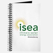 ISEA Logo for white with website Journal